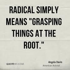 radical means